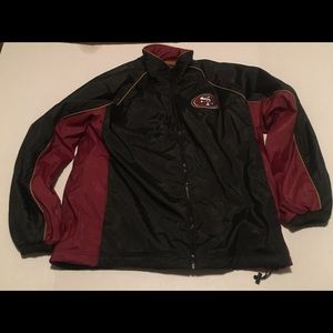 San Francisco 49ers G-III Medium Jacket NFL